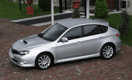 2008 Subaru Impreza Boxer Diesel 3