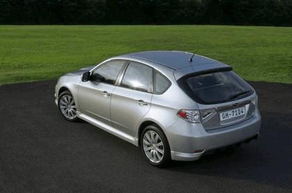 2008 Subaru Impreza Boxer Diesel 5