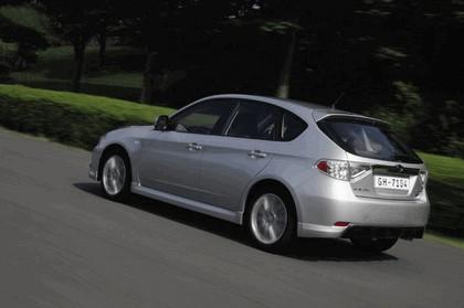2008 Subaru Impreza Boxer Diesel 6