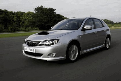 2008 Subaru Impreza Boxer Diesel 7