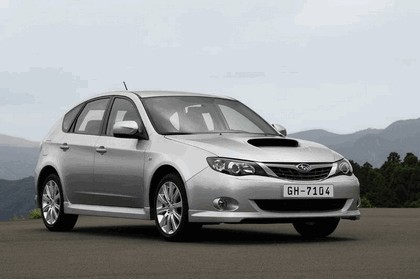 2008 Subaru Impreza Boxer Diesel 8