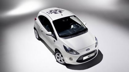2008 Ford Ka Tattoo 8