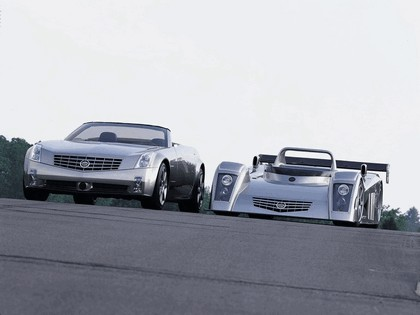 1999 Cadillac Evoq concept 7