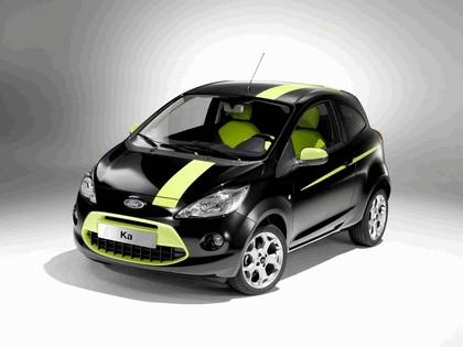 2008 Ford Ka Digital Art 1