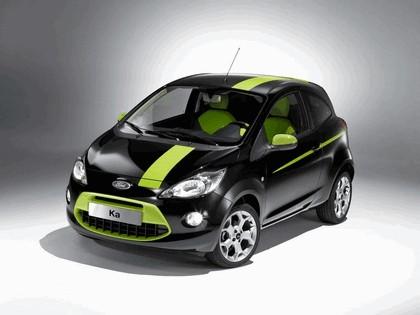 2008 Ford Ka Digital Art 2