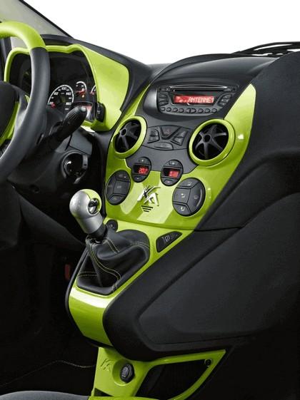 2008 Ford Ka Digital Art 6