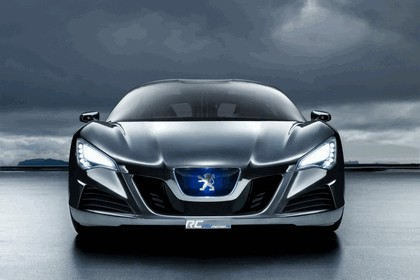 2008 Peugeot RC HYmotion4 concept 11