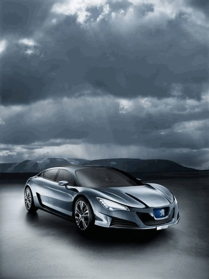 2008 Peugeot RC HYmotion4 concept 12