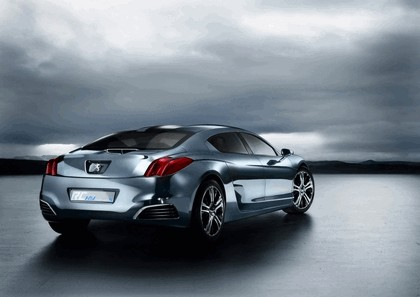 2008 Peugeot RC HYmotion4 concept 14