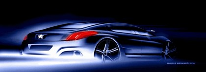 2008 Peugeot RC HYmotion4 concept 23
