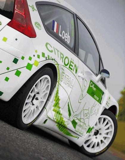 2008 Citroën C4 WRC Hymotion4 2