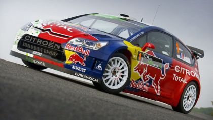 2008 Citroen C4 WRC Hymotion4 9