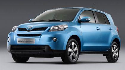 2008 Toyota Urban Cruiser 1