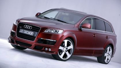 2008 Audi Q7 Street Rocket by Je Design 1