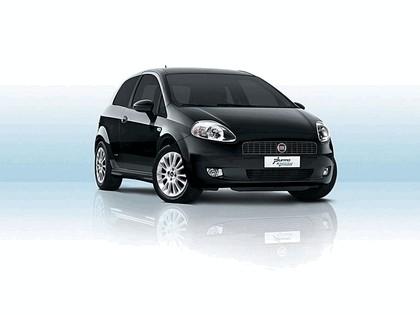 2008 Fiat Grande Punto Natural Power 1