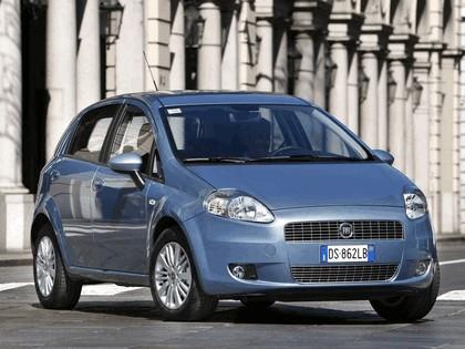 2008 Fiat Grande Punto Natural Power 2