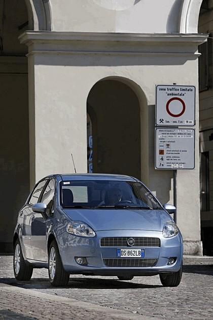 2008 Fiat Grande Punto Natural Power 3