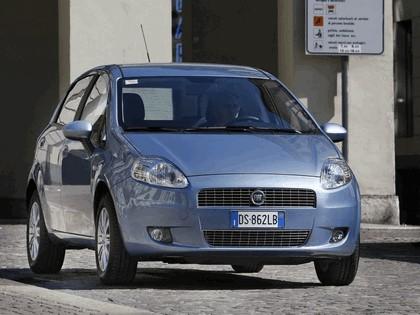 2008 Fiat Grande Punto Natural Power 4
