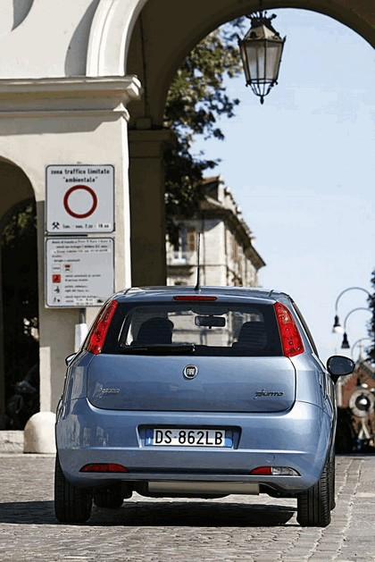 2008 Fiat Grande Punto Natural Power 5