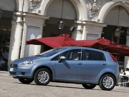 2008 Fiat Grande Punto Natural Power 7