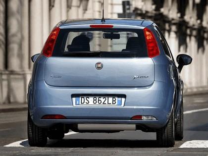 2008 Fiat Grande Punto Natural Power 8
