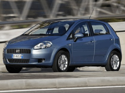 2008 Fiat Grande Punto Natural Power 9