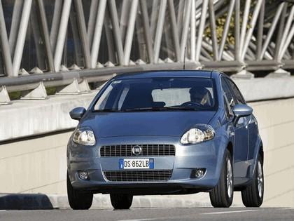 2008 Fiat Grande Punto Natural Power 10