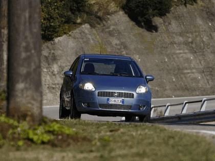 2008 Fiat Grande Punto Natural Power 16