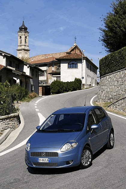 2008 Fiat Grande Punto Natural Power 24