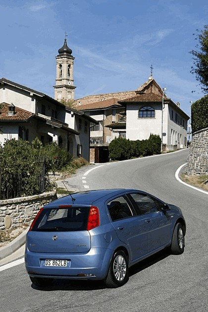 2008 Fiat Grande Punto Natural Power 25