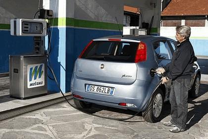 2008 Fiat Grande Punto Natural Power 26