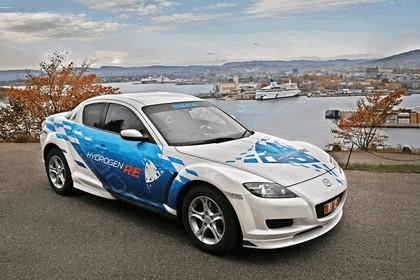 2008 Mazda RX-8 Hydrogen RE 1
