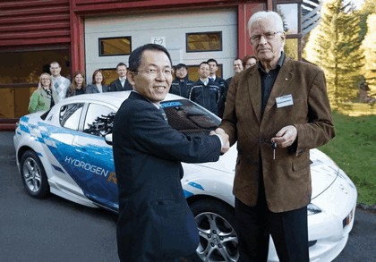 2008 Mazda RX-8 Hydrogen RE 3