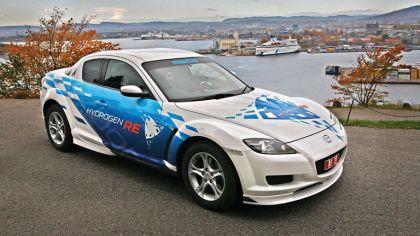 2008 Mazda RX-8 Hydrogen RE 5