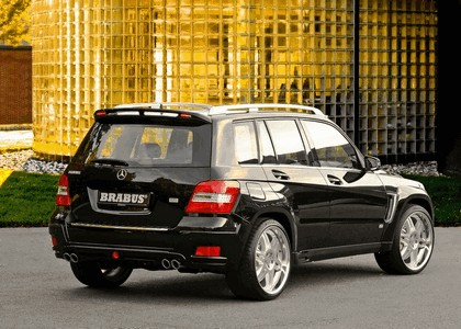 2008 Mercedes-Benz GLK Widestar by Brabus 25