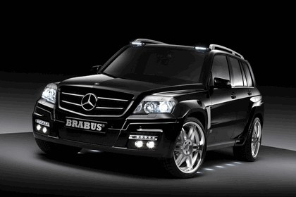 2008 Mercedes-Benz GLK Widestar by Brabus 33