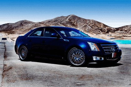 2008 Cadillac CTS Track by D3 1