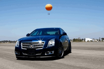 2008 Cadillac CTS Track by D3 4