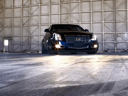 2008 Cadillac CTS Track by D3 8