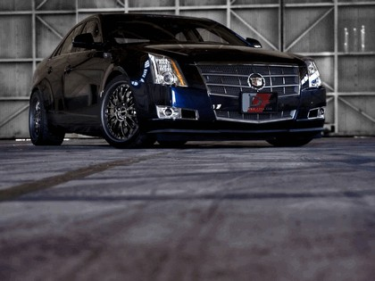 2008 Cadillac CTS Track by D3 9