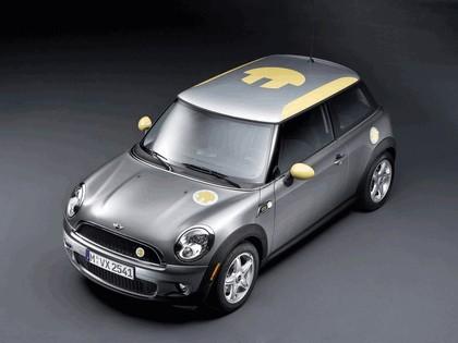 2008 Mini E electric 2