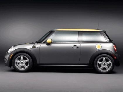 2008 Mini E electric 4