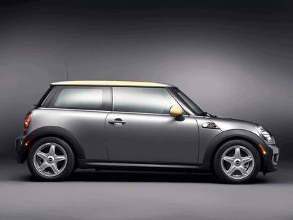 2008 Mini E electric 5