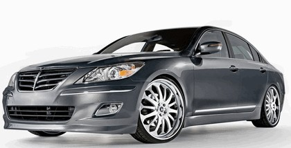 2008 Hyundai High-Performance Genesis Sedan by RKSport 2