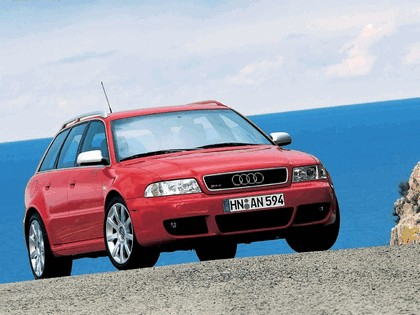 2000 Audi RS4 3