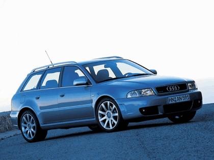 2000 Audi RS4 16