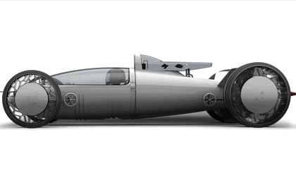 2008 BMW Hydrogen powered salt flat racer 13
