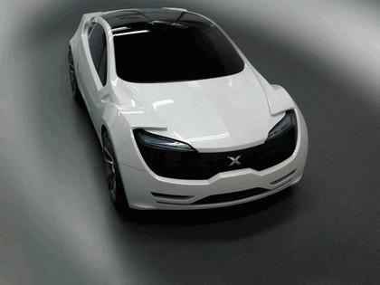 2008 Nissan XLink concept 3
