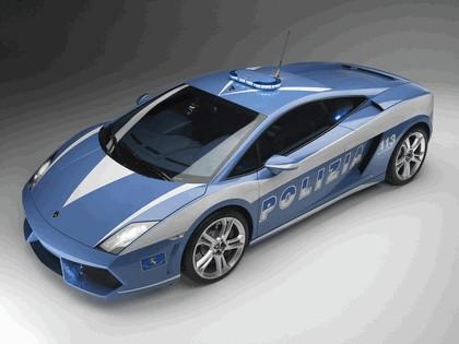 2008 Lamborghini Gallardo LP560-4 Polizia 1