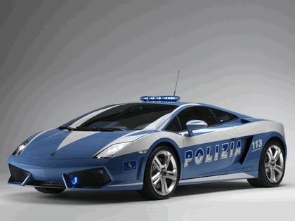 2008 Lamborghini Gallardo LP560-4 Polizia 4